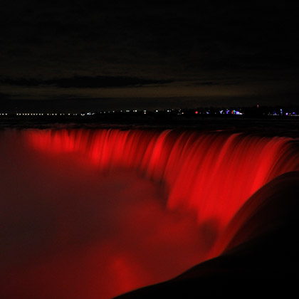 Niagara Falls _Image 1 – Photo credits: Light Monkey Photography