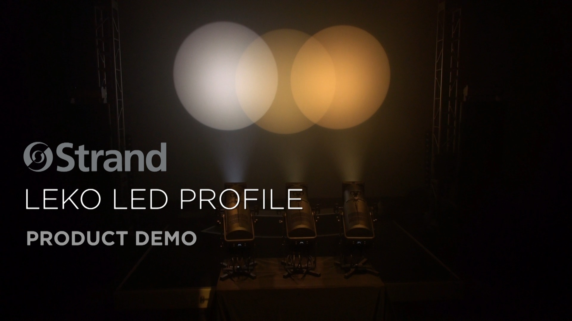 LEKO LED PROFILE Product Demonstration Video