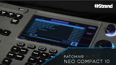 NEO COMPACT 10 Patching
