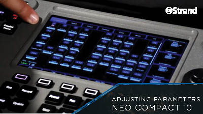 NEO COMPACT 10 Adjusting Parameters