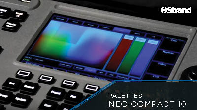 NEO COMPACT 10 Palettes