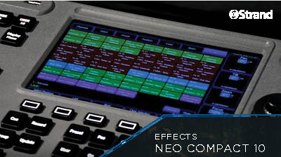 NEO COMPACT 10 Effects