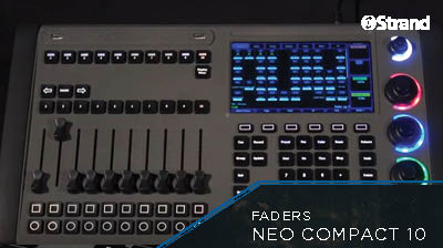 NEO COMPACT 10 Faders